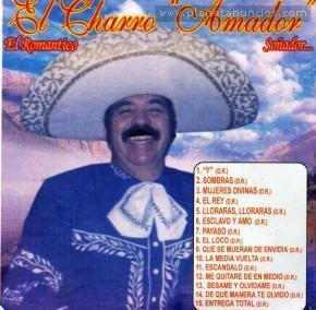 El Charro Amador Artista de T.V. Rpm #999940336