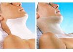Hals und Dekolleté Behandlung