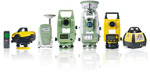 Leica surveying equipment and Geodetic