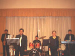 Integrantes de Eventos Betto Orquesta y Coros.