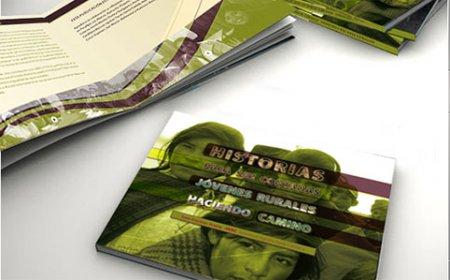 Design boeken, JARC Peru, Chameleon Communicatie