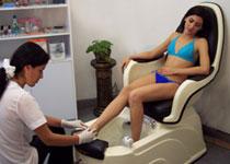 Hidroterapia Podal