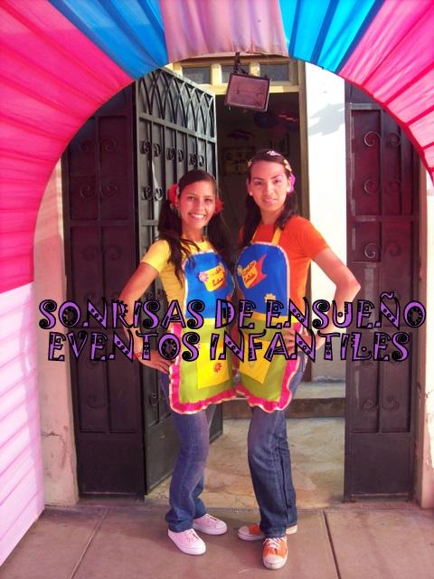 Chic Ensueninas anfitrionas