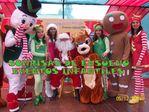 Kerstshow Op zoek naar een geweldige show naar Santa Claus