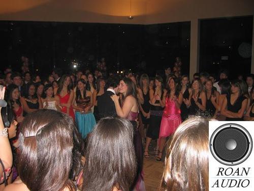 Fiesta de 15 años Club Arabe