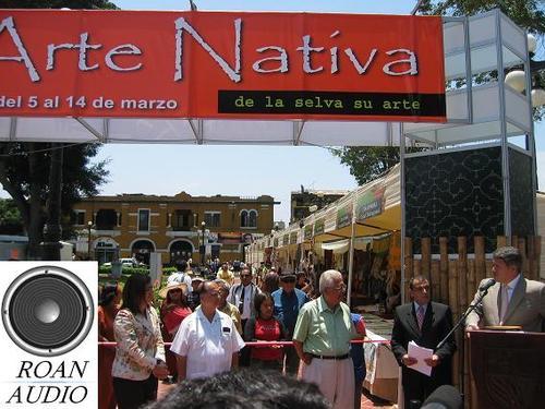 Feria de Arte Nativa 2010