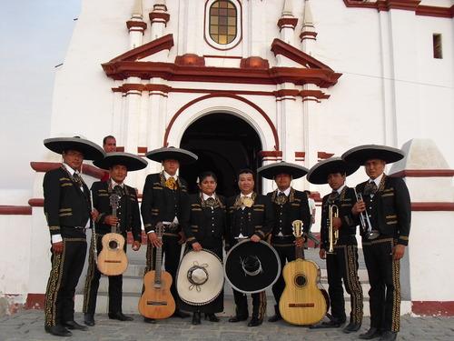 Mariachi de Trujillo Peru Pisco and Tequila